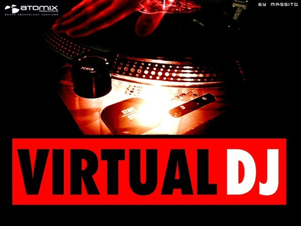Скачать Atomix Virtual DJ Pro 7.4 Build 453 Shareware торрент.